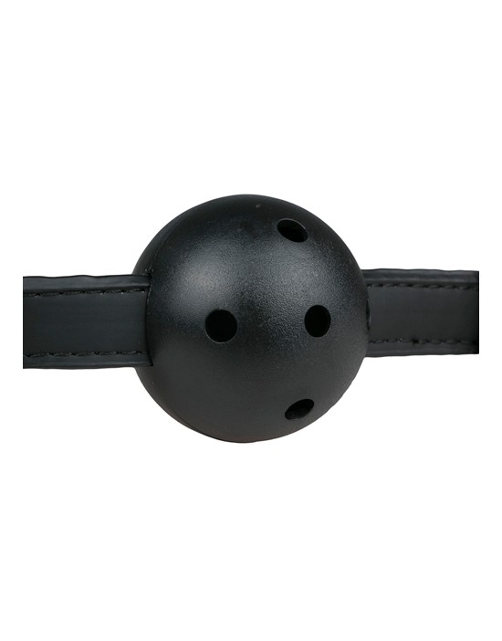 OPEN WIDE TUNNEL PLUG XL BLACK