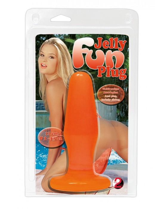 Jelly Fun Plug orang