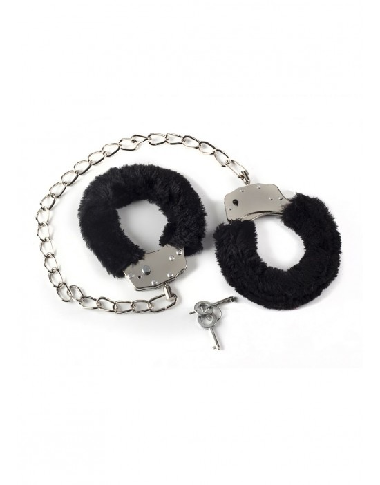 Ankle cuffs BONDAGE black