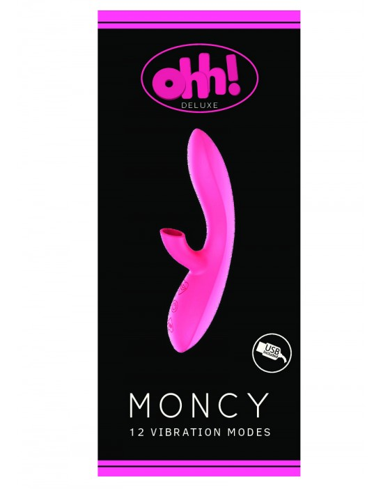 Moncy USB-12 vibration...