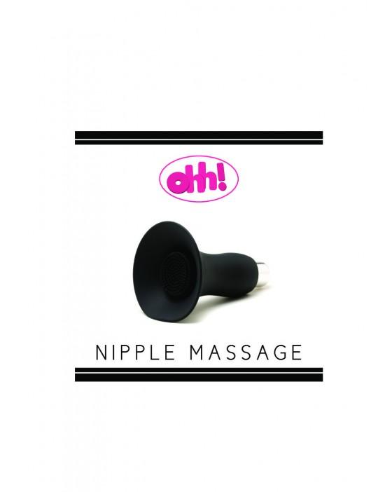 Niple massage Black