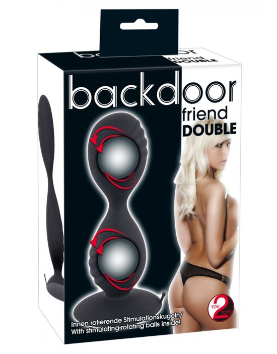 Backdoor Friend doub