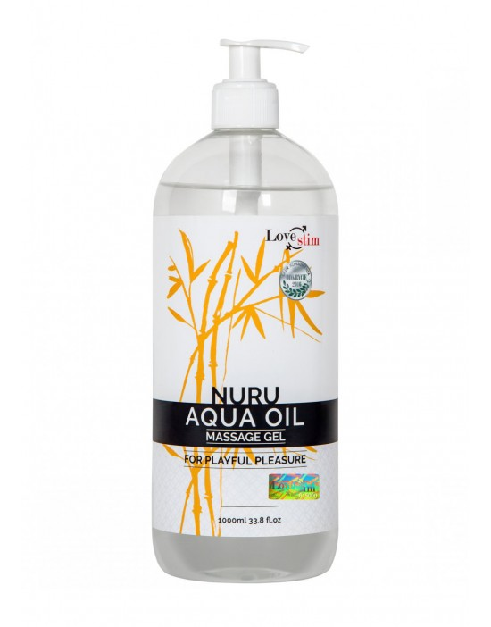 NURU AQUA OIL 1000ml