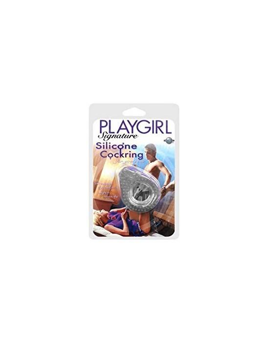 Pierścień Playgirl transparent