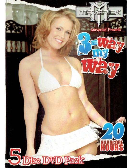 WAY MY WAY 5 DVD PACK