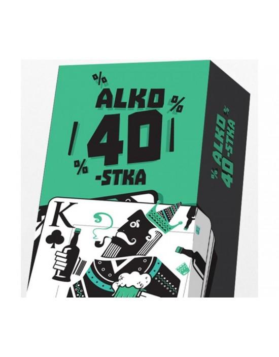 Gra Karciana ALKO 40