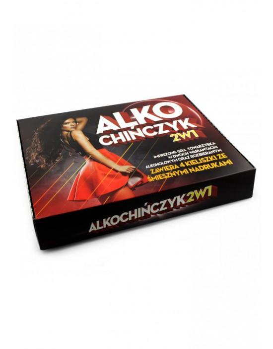 Alko Chińczyk 2 w 1
