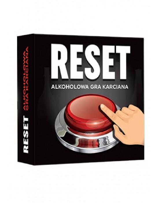 RESET-alkoholowa gra karciana