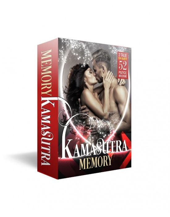 KAMASUTRA MEMORY-karty z...