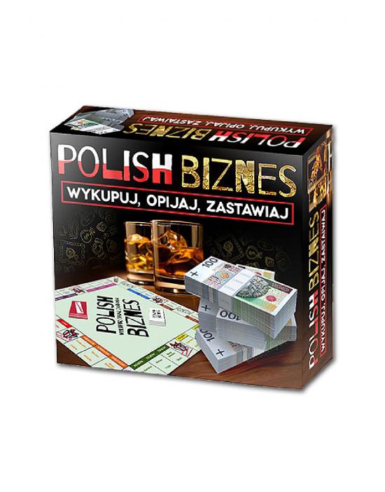 Polish Biznes- gra imprezowa