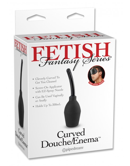 FF CURVED DOUCHE/ENEMA