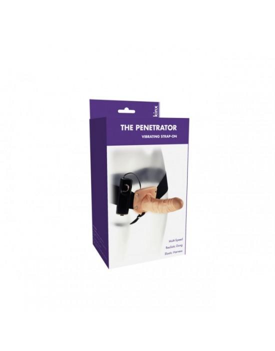 The Penetrator Vibrating...