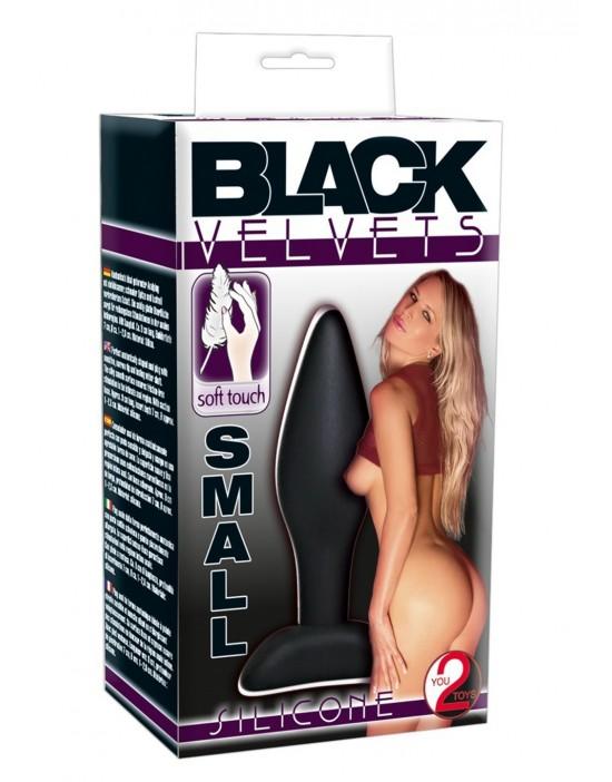 Black Velvets Small-Wibrator