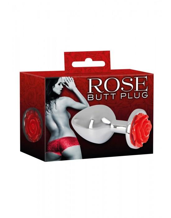 5330840000 Rose Butt Plug
