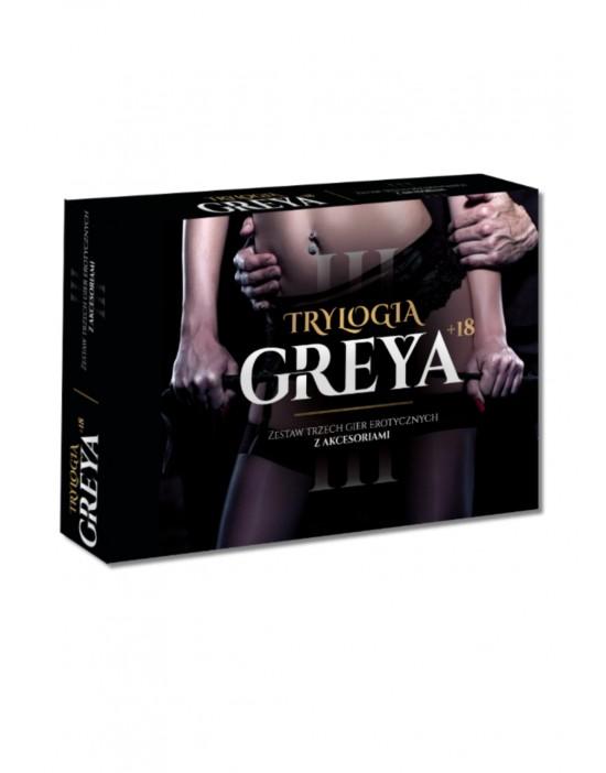 Trylogia Greya-Zestaw...