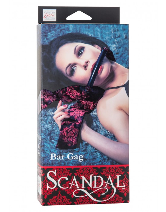 SCANDAL BAR GAG