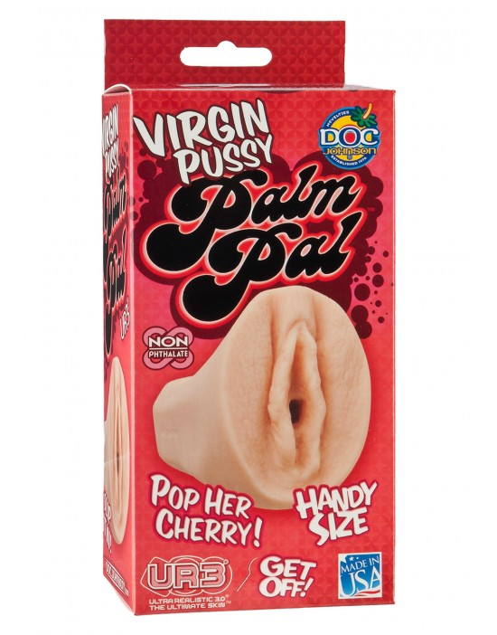 VIRGIN PUSSY PALM PAL FLESH