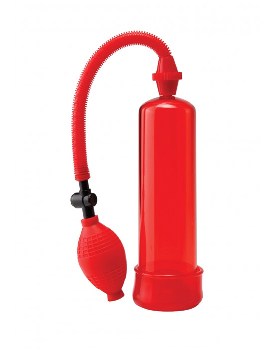 PW BEGINNERS POWER PUMP RED