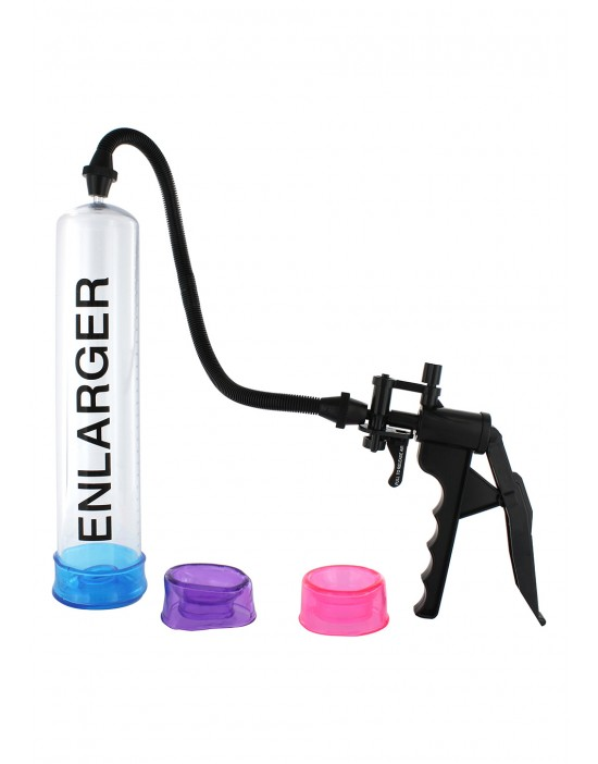 X FACTOR ENLARGER PUMP