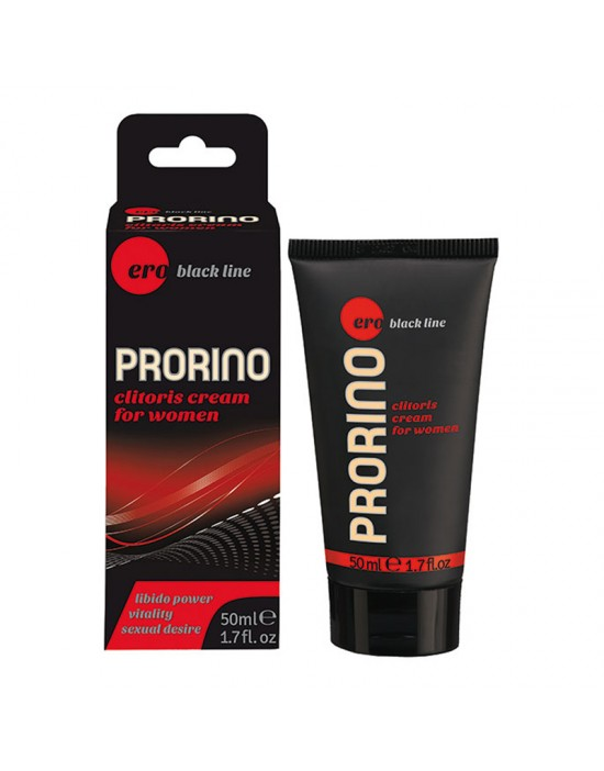 PRORINO Women- 50ml black...
