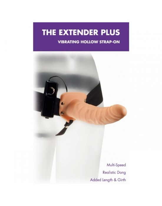 The Extender Plus Vibrating...