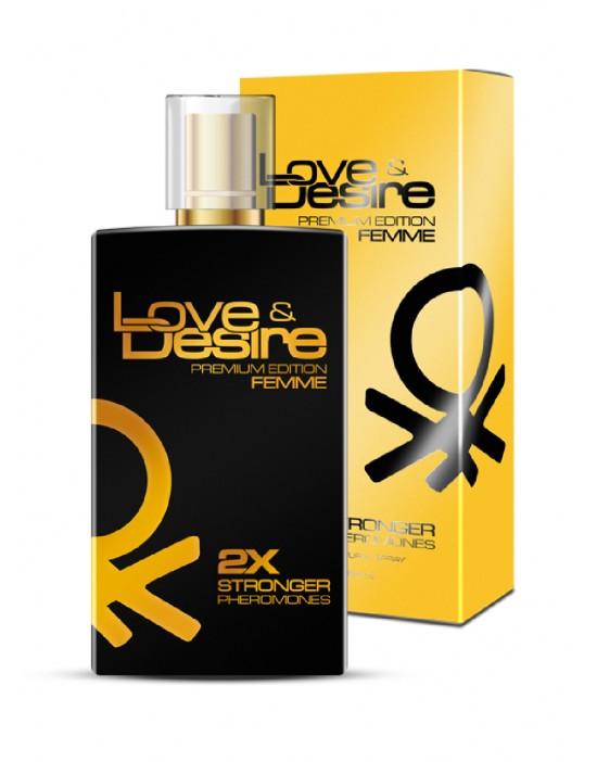 Feromony Love Desire  GOLD...