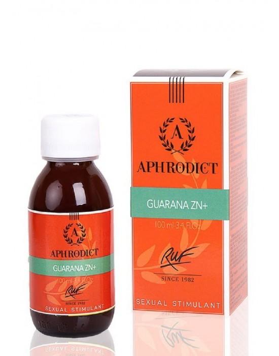 APHRODICT GUARANA ZN + 100 ml