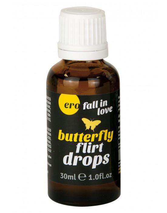 Ero Butterfly Flirt Drops...