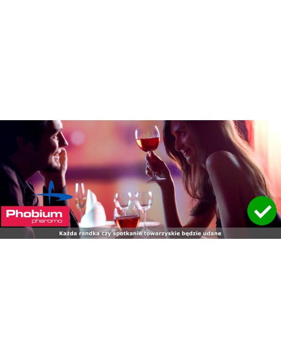 PHOBIUM Pheromo for men 15 ml