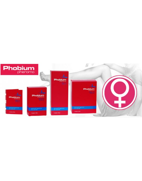 PHOBIUM Pheromo for women...