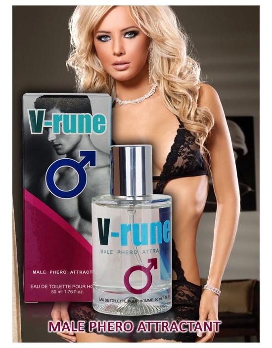 V-rune 50 ml for men