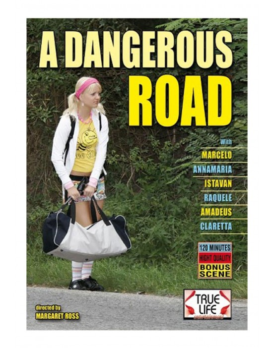 A dangerous road - dvd