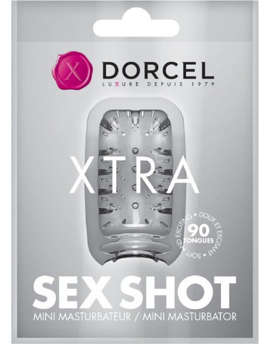 Marc Dorcel - Sex Shot Xtra