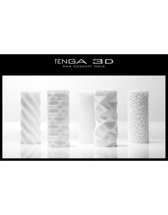 Masturbator Tenga 3D Zen