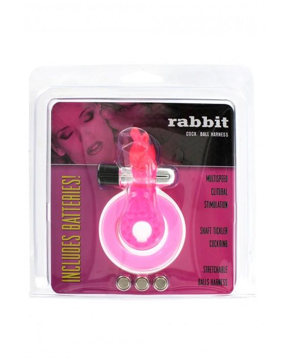 COCK&BALL RING RABBIT JELLY...