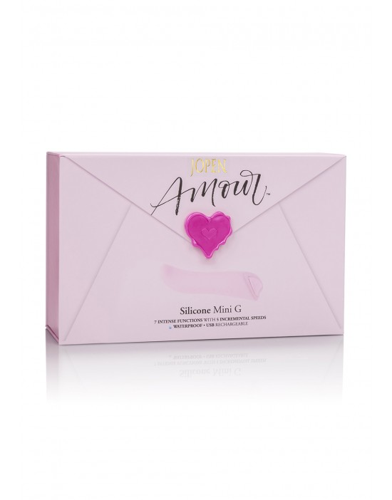Wibrator AMOUR SILICONE G