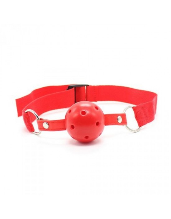 Easy Breathable Ball Gag...