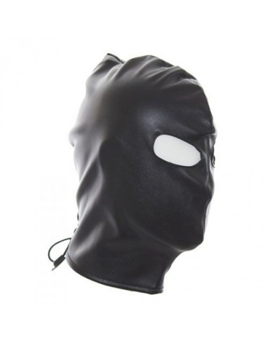 Bondage Only eyes Mask BLACK