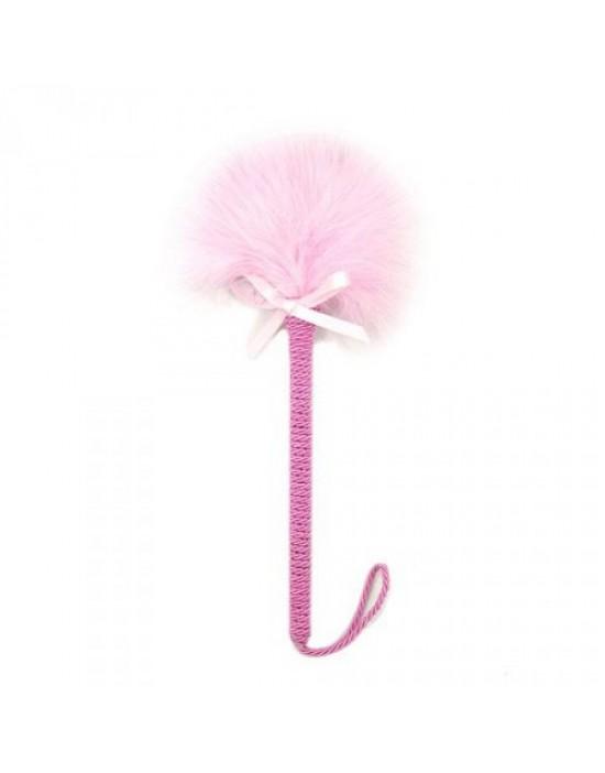 Soft skin duster (rosa)