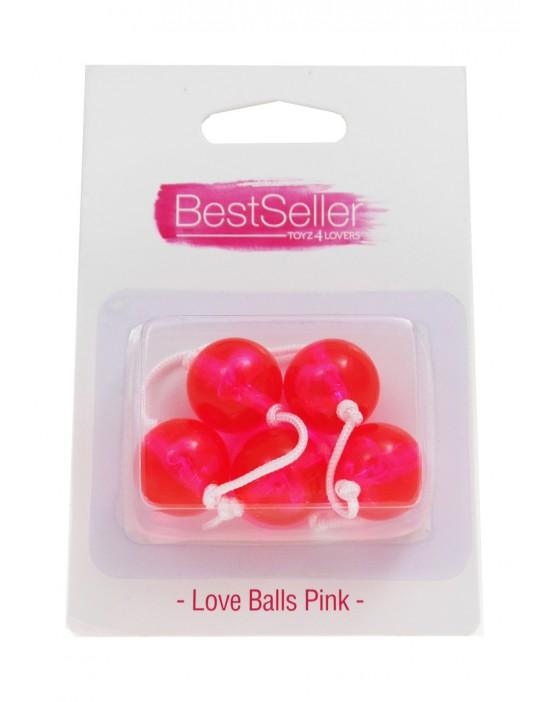 JAMMY JELLY ANAL LOVE BALLS...