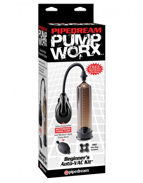 PW BEGINNERS AUTO VACUUM KIT