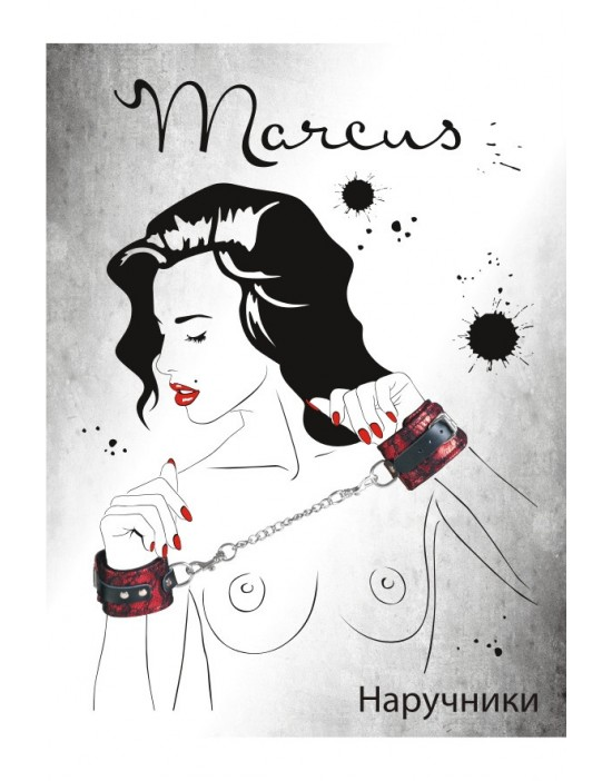 MARCUS 711002 Hand cuffs...