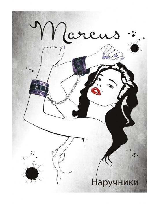 MARCUS 711003 Hand cuffs...