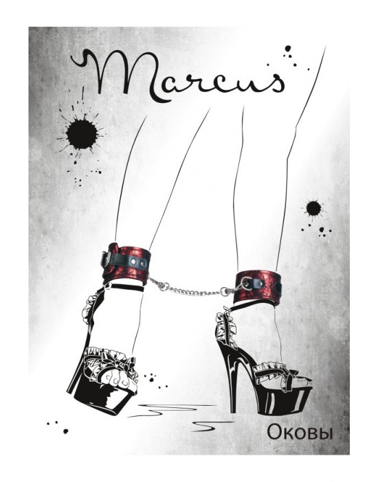 MARCUS 712002 Ankle cuffs...