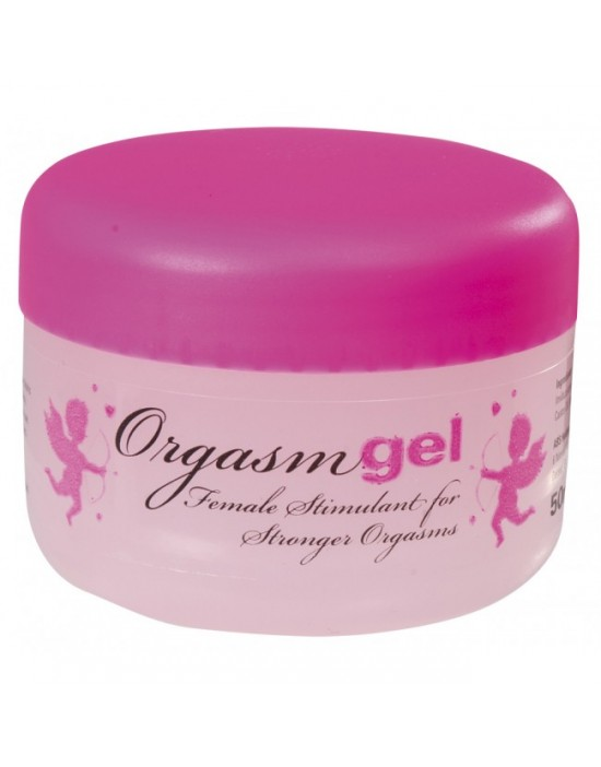 Orgasm Gel Transparent 50ml.