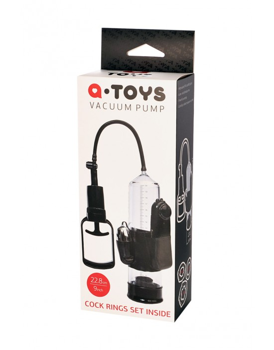 A-TOYS 769010 Vacuum vibro...