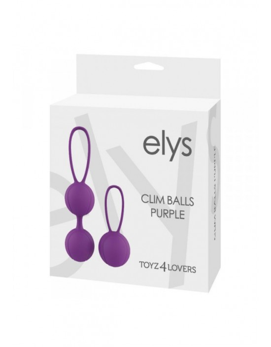 PALLINE ELYS - CLIM BALLS...