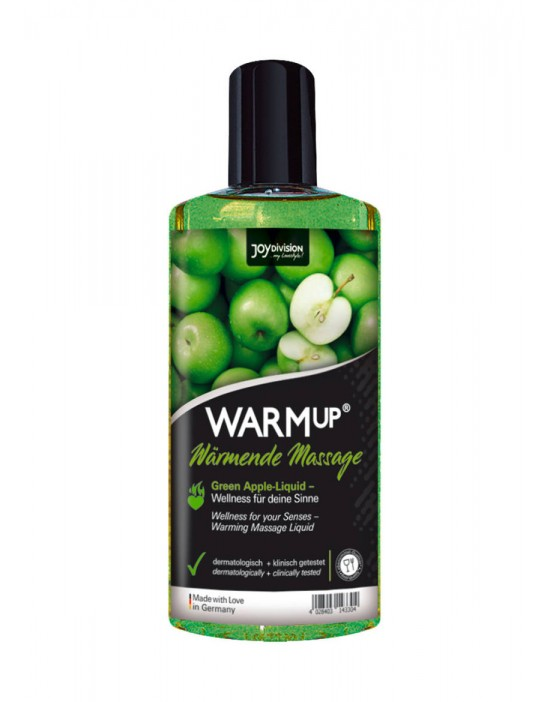 WARMup Green Apple, 150 ml