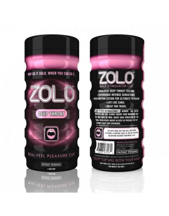 Zolo Deep Throat