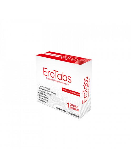 Supl.diety-EroTabs- 1szt